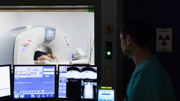 CFGS Imatge per al diagnòstic i medicina nuclear
